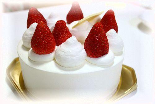 2010年誕生日のケーキ♪