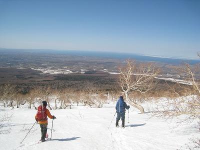斜里岳玉石コース(H=1000m)