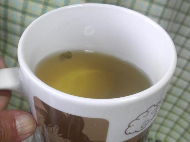ゼニアオイのお茶