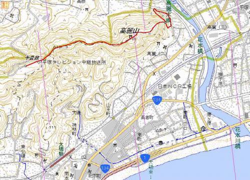 湘南平軌跡