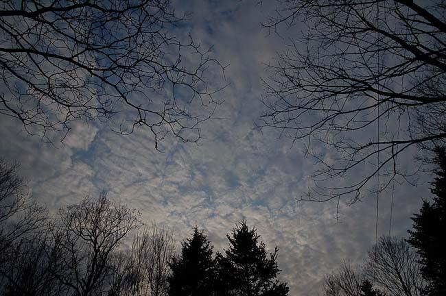 5.5夕方の雲 (3)