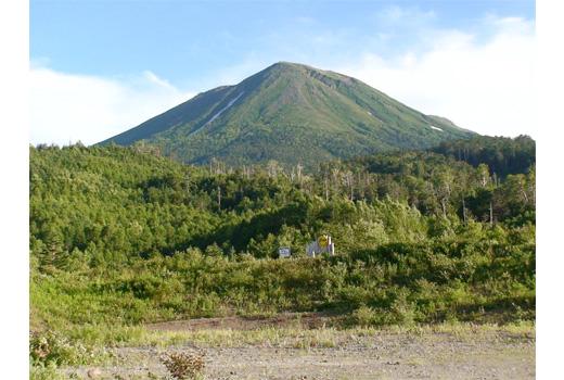 チャオ御岳高原からの継子岳
