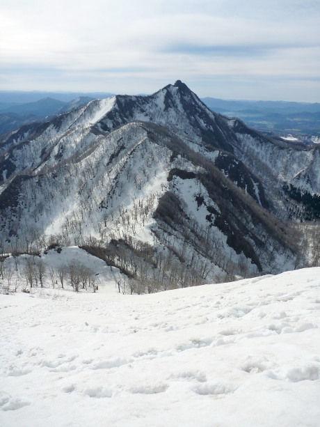 キリン峠から烏ヶ山