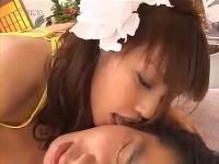 全身べろべろ接吻フラサロン- 長澤リカ