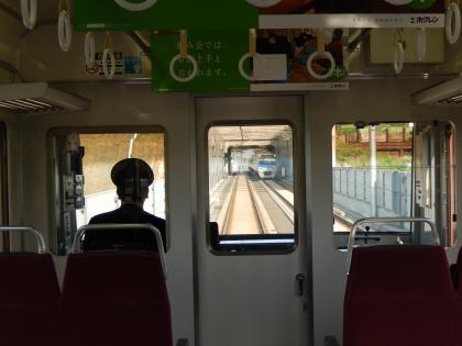 バンコク2013.5アクセス特急運転席