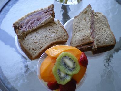 ハワイ2012.7第2日目朝食