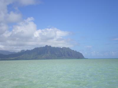 ハワイ2012.7サンドバー①