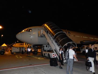 バンコク2013.5DL283便BKK到着