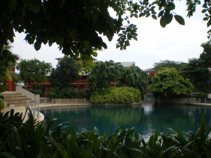 シンガポール2013.3セントーサ島水路