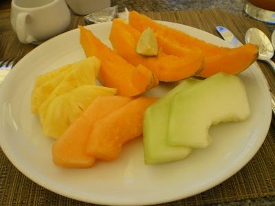 ハワイ2012.7朝食ブッフェ②