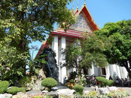 バンコク2013.5涅槃寺本堂