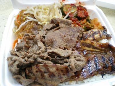 ハワイ2012.7・4日目夕食MeBBQ