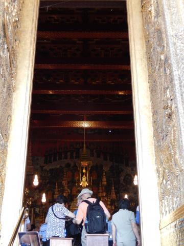 バンコク2013.5エメラルド寺院本尊