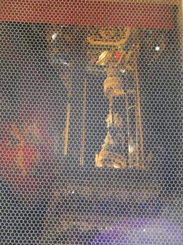 バンコク2013.5エメラルド寺院本尊2