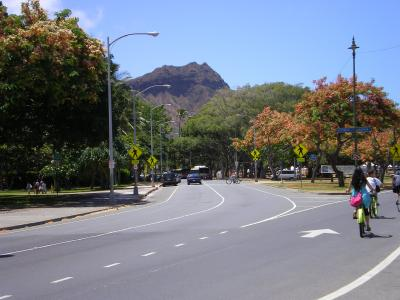 ハワイ2012.7・5日目散策(ダイヤモンドヘッド)