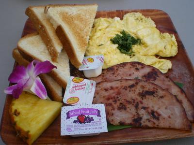 ハワイ2012.7・6日目朝食③