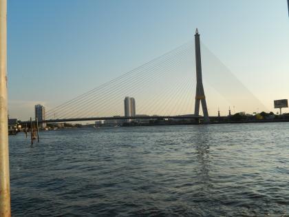 バンコク2013.5ラマ8世橋