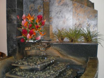 ハワイ2012.7帰国(デルタスカイクラブ内部①)