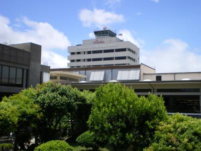 ハワイ2012.7・帰国(ホノルル空港管制塔)