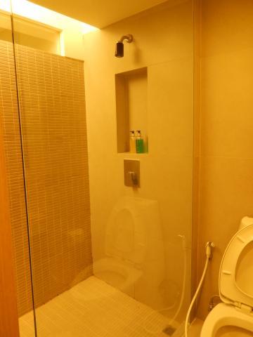 バンコク2013.5ホテル浴室