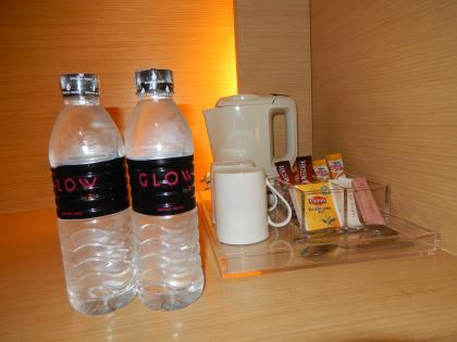 バンコク2013.5ホテルサービスドリンク