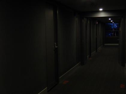 バンコク2013.5ホテル廊下