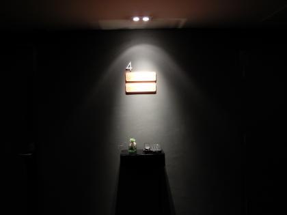 バンコク2013.5ホテルエレベーターホール