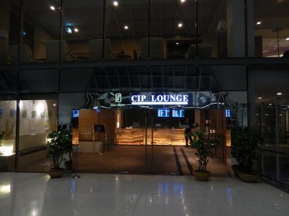 バンコク2013.5CIPラウンジ入口