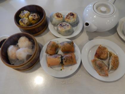 ハワイ2013.7レジェンドシーフードレストラン飲茶