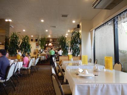 ハワイ2013.7レジェンドシーフードレストラン店内