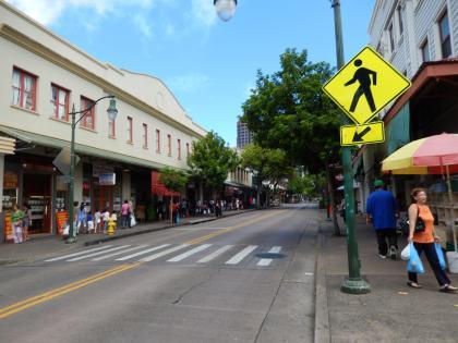 ハワイ2013.7チャイナタウン