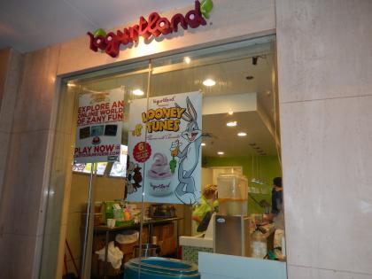 ハワイ2013.7ヨーグルトランド店舗