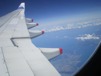 台湾2012.8往路機外風景