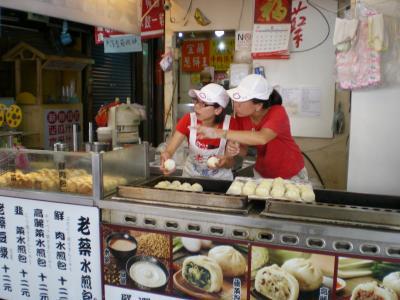 台湾2012.8焼小籠包②