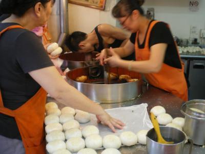台湾2012.8胡椒餅①