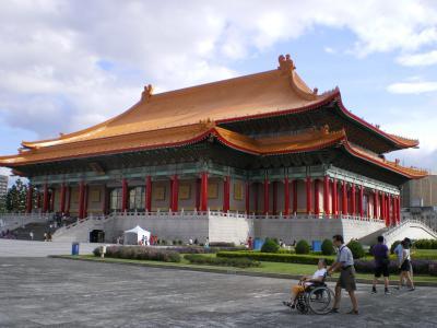 台湾2012.8国立音楽堂