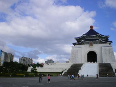 台湾2012.8中正紀念堂②