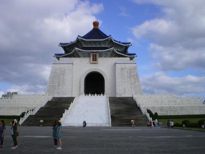 台湾2012.8中正紀念堂①