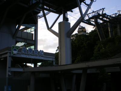 台湾2012.8ロープウェー指南駅