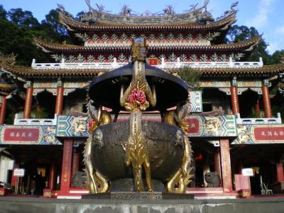 台湾2012.8指南宮①