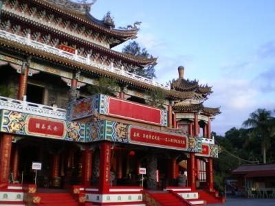 台湾2012.8指南宮③