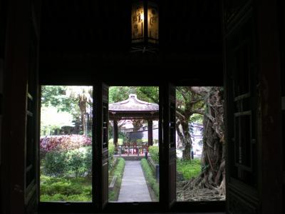 台湾2012.8林家庭園開軒一天亭