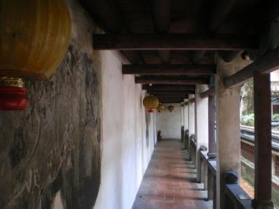 台湾2012.8林家庭園回廊