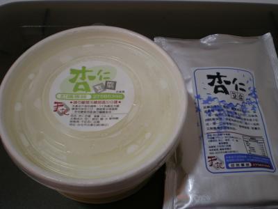 台湾2012.8西門町杏仁豆腐