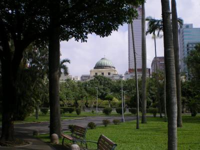 台湾2012.8ニニ八公園国立博物館