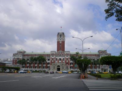 台湾2012.8台北総統府①
