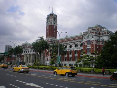 台湾2012.8台北総統府②