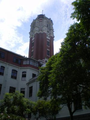 台湾2012.8総統府③