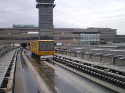 香港2012.12成田2タミシャトル