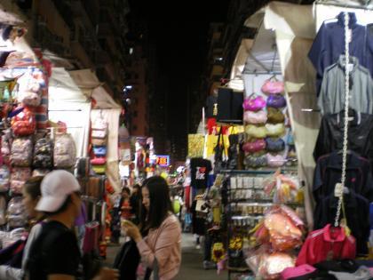 香港2012.12女人街①